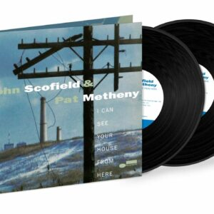 I Can See Your House From Here (Vinyl) - Pat Metheny & John Scofield