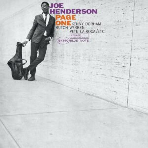 Page One (Vinyl) - Joe Henderson