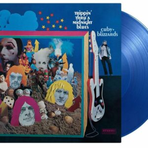 Trippin' Thru' A Midnight Blues (Vinyl) - Cuby & Blizzards