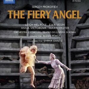 Sergei Prokofiev: The Fiery Angel - Opera di Roma