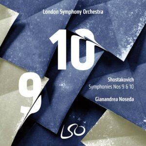 Shostakovich: Symphonies Nos. 9 & 10 - London Symphony Orchestra
