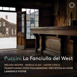 Puccini: La Fanciulla Del West - Lawrence Foster