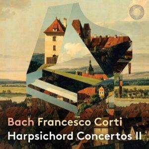 Bach: Harpsichord Concertos II - Francesco Corti