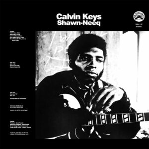 Shawn-Neeq (Vinyl) - Calvin Keys
