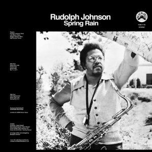 Spring Rain (Vinyl) - Rudolph Johnson