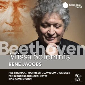 Beethoven: Missa Solemnis Op. 123 - René Jacobs
