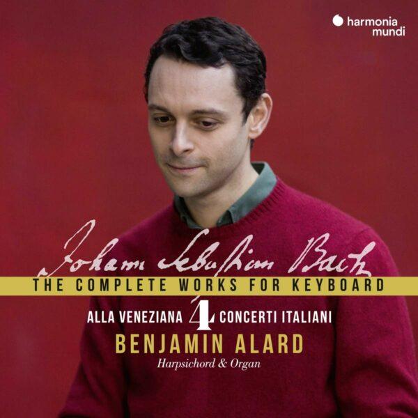 Bach: The Complete Works for Keyboard Vol. 4 - Benjamin Alard