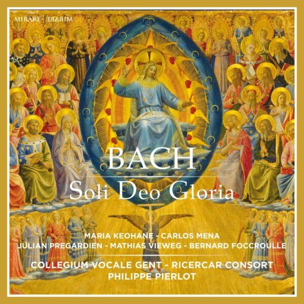 Johann Sebastian Bach: Soli Deo Gloria - Philippe Pierlot