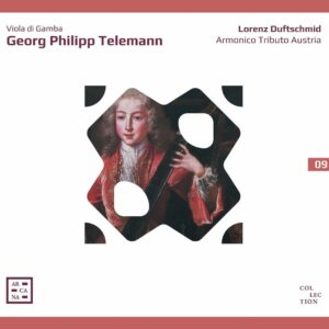 Georg Philipp Telemann: Viola Di Gamba - Lorenz Duftschmid