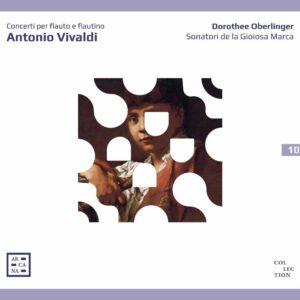 Antonio Vivaldi: Concerti Per Flauto E Flautino - Dorothee Oberlinger