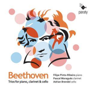 Beethoven: Trios For Piano, Clarinet & Cello - Filipe Pinto-Ribeiro