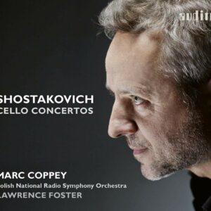 Dmitri Shostakovich: Cello Concertos - Marc Coppey