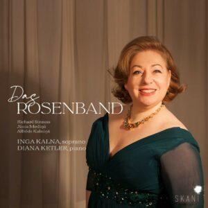 Das Rosenband - Inga Kalna