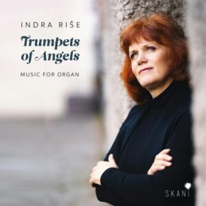 Trumpets Of Angels (Music For Organ) - Indra Rise