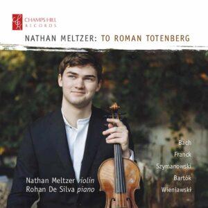 To Roman Totenberg - Nathan Meltzer