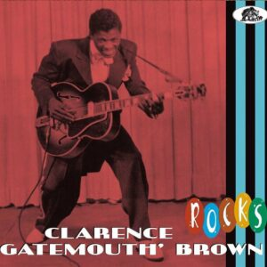 """Rocks - Clarence """"Gatemouth"""" Brown"""