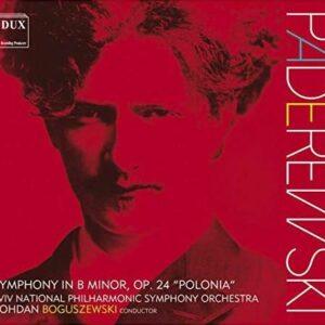 Paderewski: Symphony in B Minor, Op.24 'Polonia' - Bohdan Boguszewski