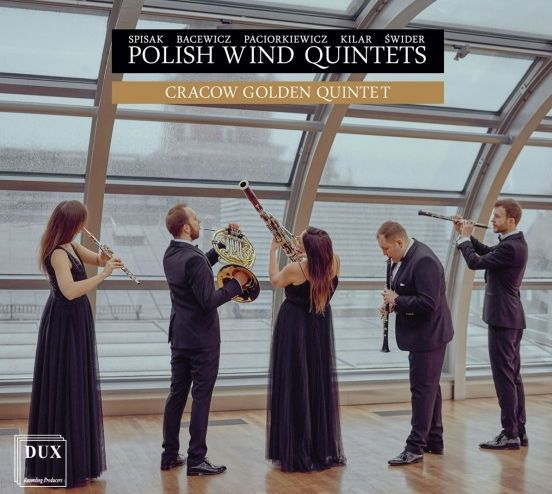 Polish Wind Quintets - Cracow Golden Quintet