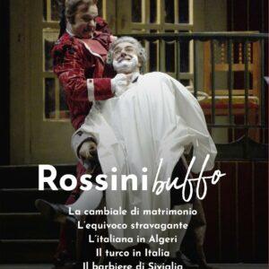 Rossini Buffo (7 Complete Operas) - Paolo Bordogna