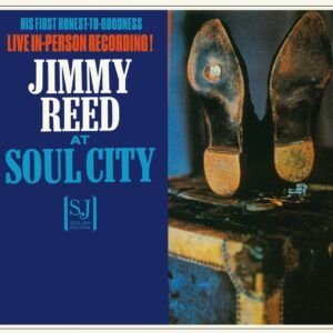 At Soul City + Sings The Best Of The Blues - Jimmy Reed