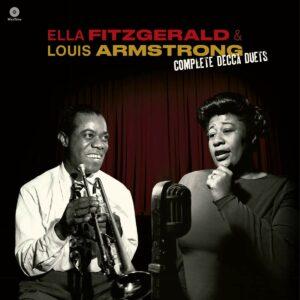 Complete Decca Duets (Vinyl) - Ella & Louis Armstrong Fitzgerald