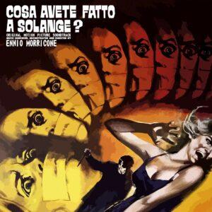 Cosa Avete Fatto A Solange? (OST) (Vinyl) - Ennio Morricone