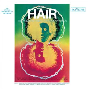 Hair (Original Broadway Cast) (OST) (Vinyl)