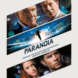 Paranoia (OST) (Vinyl) - Junkie XL