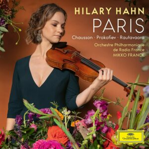 Paris - Hilary Hahn