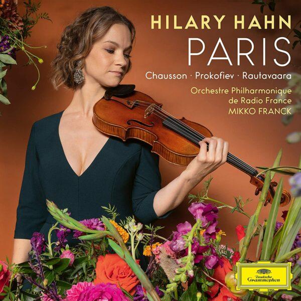 Paris - Hilary Hahn