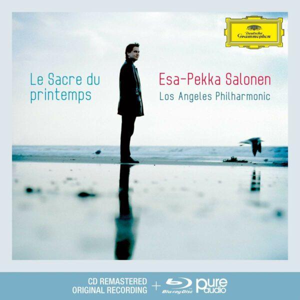 Stravinsky: Le Sacre Du Printemps / Bartók: The Miraculous Mandarin Suite / Mussorgsky: A Night On A Bald Mountain - Esa-Pekka Salonen