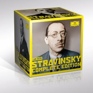 The New Complete Stravinsky Edition (30CD)