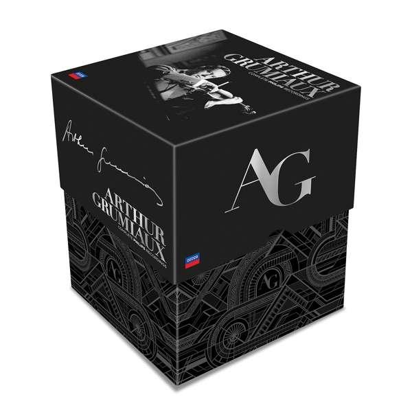 Complete Philips Recordings - Arthur Grumiaux