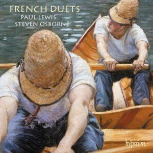 French Duets - Paul Lewis & Steven Osborne