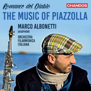 Romance Del Diablo: The Music Of  Piazzolla - Marco Albonetti