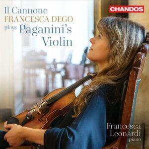 Il Cannone, Francesca Dego Plays Paganini's Violin