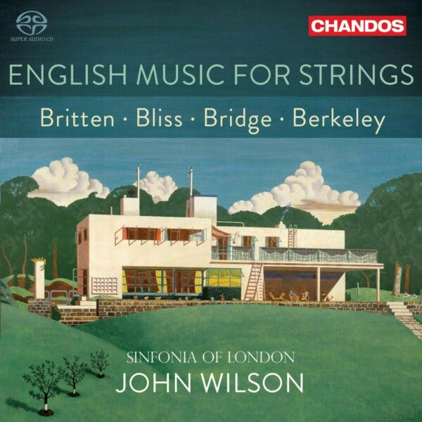 English Music For Strings - John Wilson
