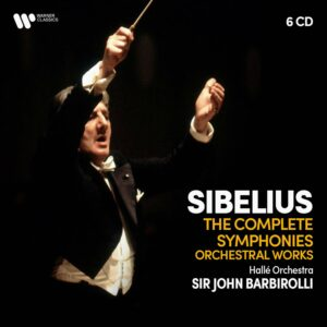 Sibelius: The Complete Symphonies - John Barbirolli