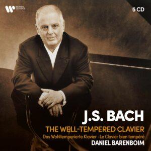 Bach: Das Wolhtemperierte Klavier - Daniel Barenboim