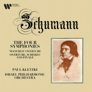 Schumann: Symphonies Nos.1-4 - Paul Kletzki