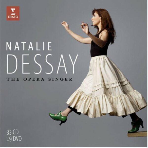 The Opera Singer (33CD-19DVD) - Natalie Dessay