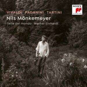Vivaldi   Paganini   Tartini - Nils Mönkemeyer