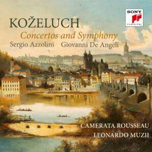 Jan Antonin & Leopold Kozeluch: Concertos And Symphony - Sergio Azzolini