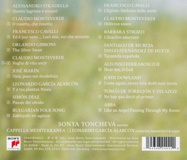 Rebirth - Sonya Yoncheva
