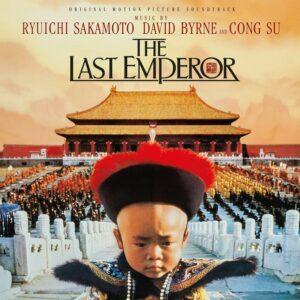 Last Emperor (OST) (Vinyl) - Ryuichi Sakamoto