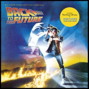 Back To The Future (OST) (Vinyl) - Alan Silvestri