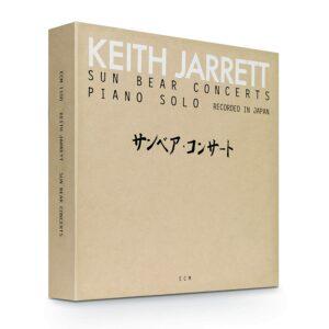 Sun Bear Concerts (Vinyl) - Keith Jarrett