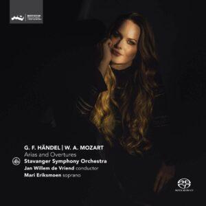 Mozart / Handel: Arias And Overtures - Mari Eriksmoen