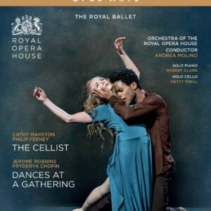 The Cellist / Dances At A Gathering - The Royal Ballet