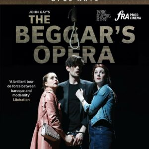 John Gay: The Beggar's Opera - William Christie